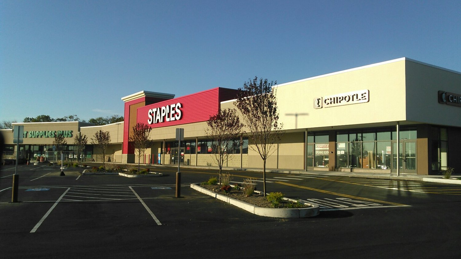 Featured Project    Staples-Westgate Mall    View Project