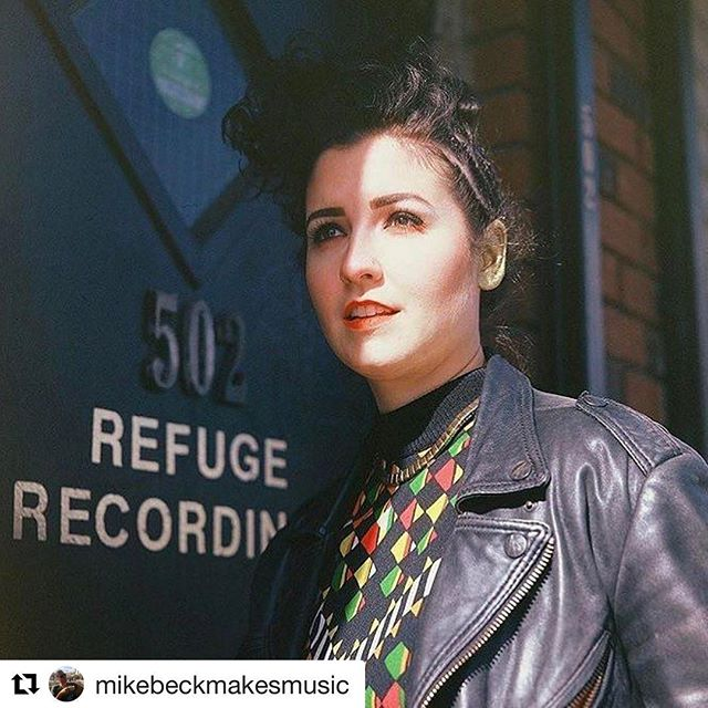 #Repost @mikebeckmakesmusic // come join us tonight! ・・・ Don't screw this up. Do what's right. Come out to @rockwoodmusichall tonight at 7:00 to celebrate the release of the face-melting debut EP from @ess_see_nyc. Made with love at @refugerecording.