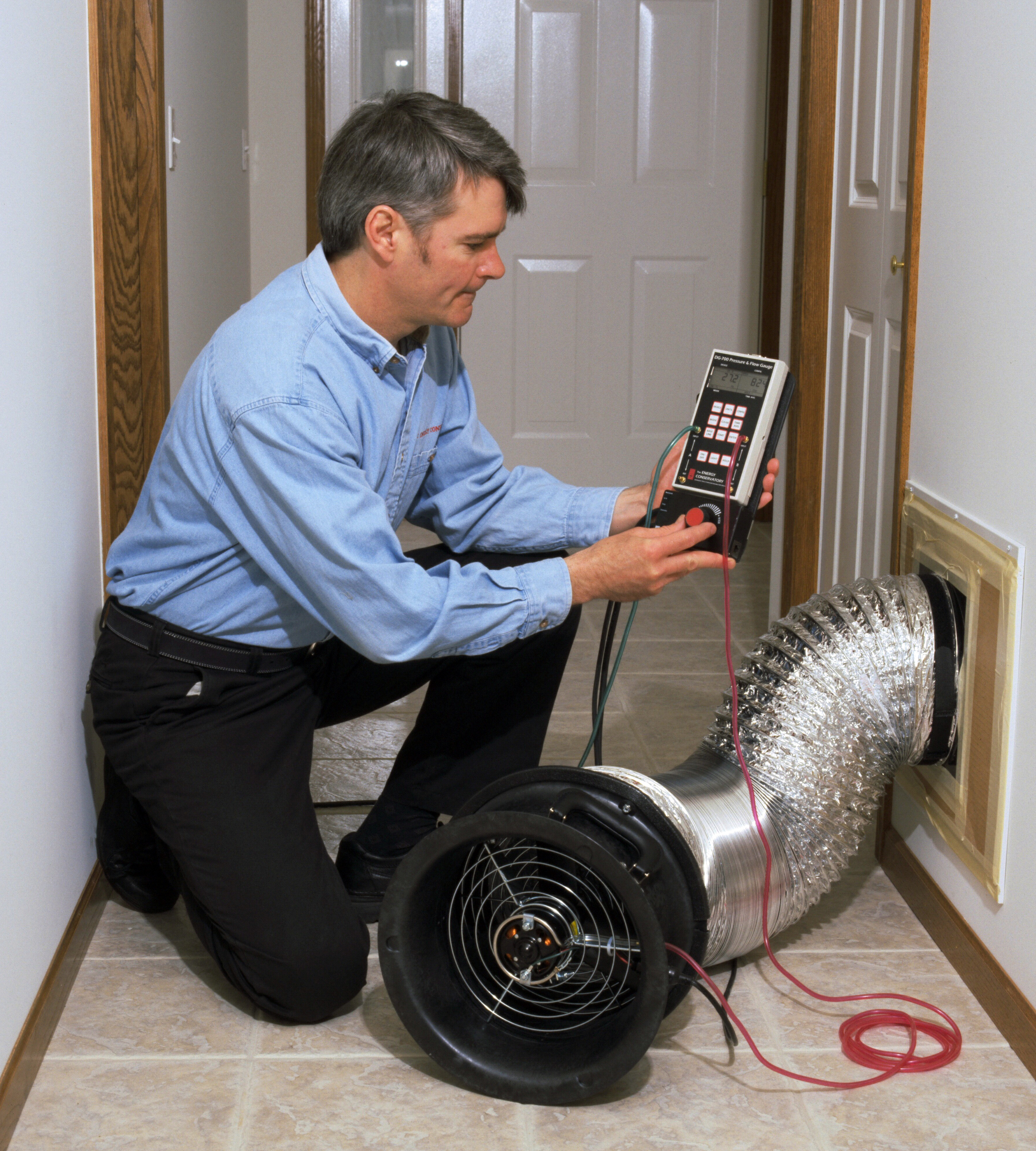 If you suspect mold growth, have a qualified inspector investigate for water leaks