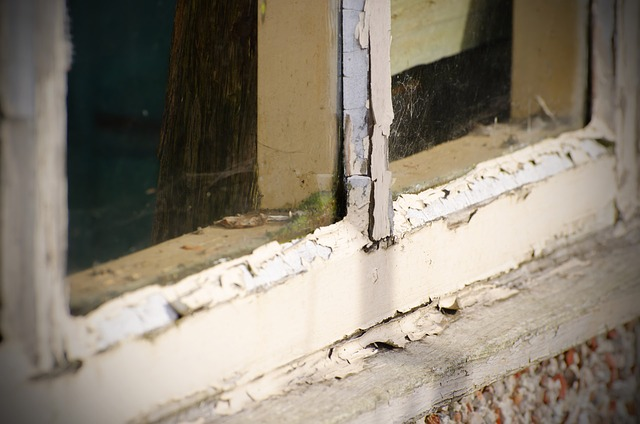 inspect and REPAIR areas of the home that are prone to MOISTURE damage