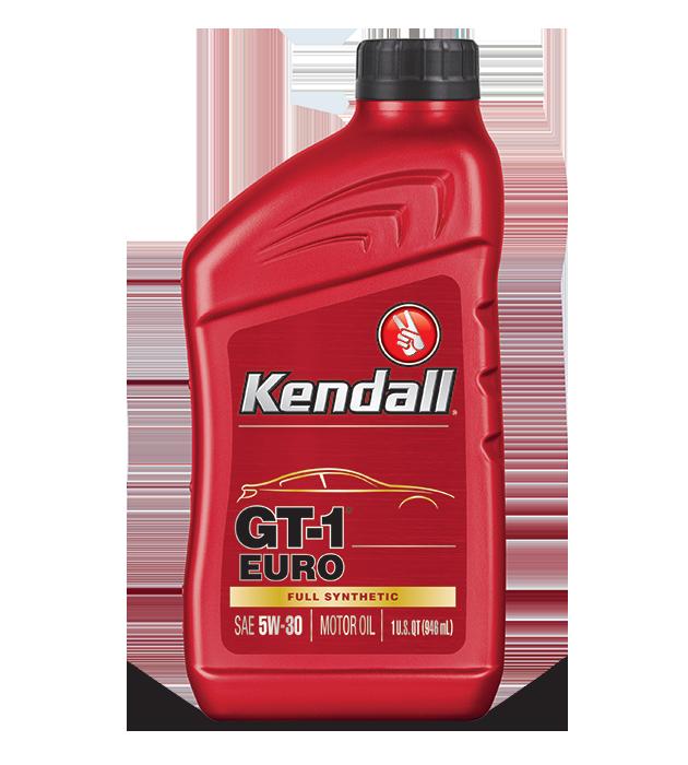 Full Synthetic Motor Oil for European Vehicles