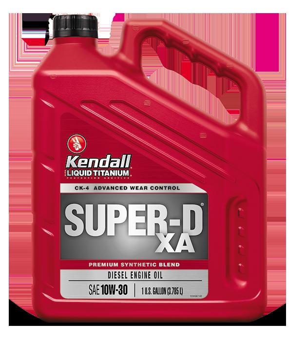 Diesel Super-D Motor Oils