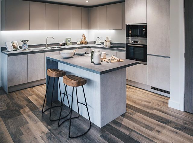 Had a lot of fun shooting this on Monday, really great to be doing something different! #sony #sigma #interior #kitchen #wood #modern #design #24mm #vsco #vscocam #a7rii
