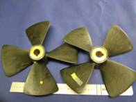 Left hand Propellor - SP155 old 10hp and SP200 101270 (the sp125tci has 2x 101270rh propellors. Right hand Propellor - SP155tci old 10hp and SP12st and SP200tci 250mm 101270