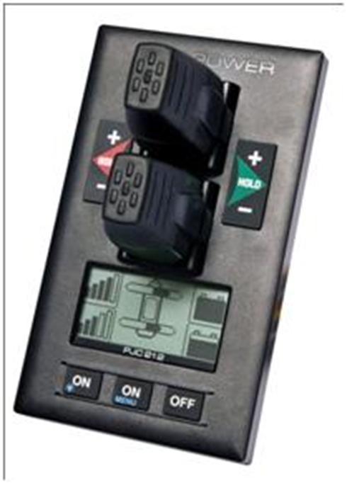 Dual DC Proportional Control Item code (12 & 24V) PJC212