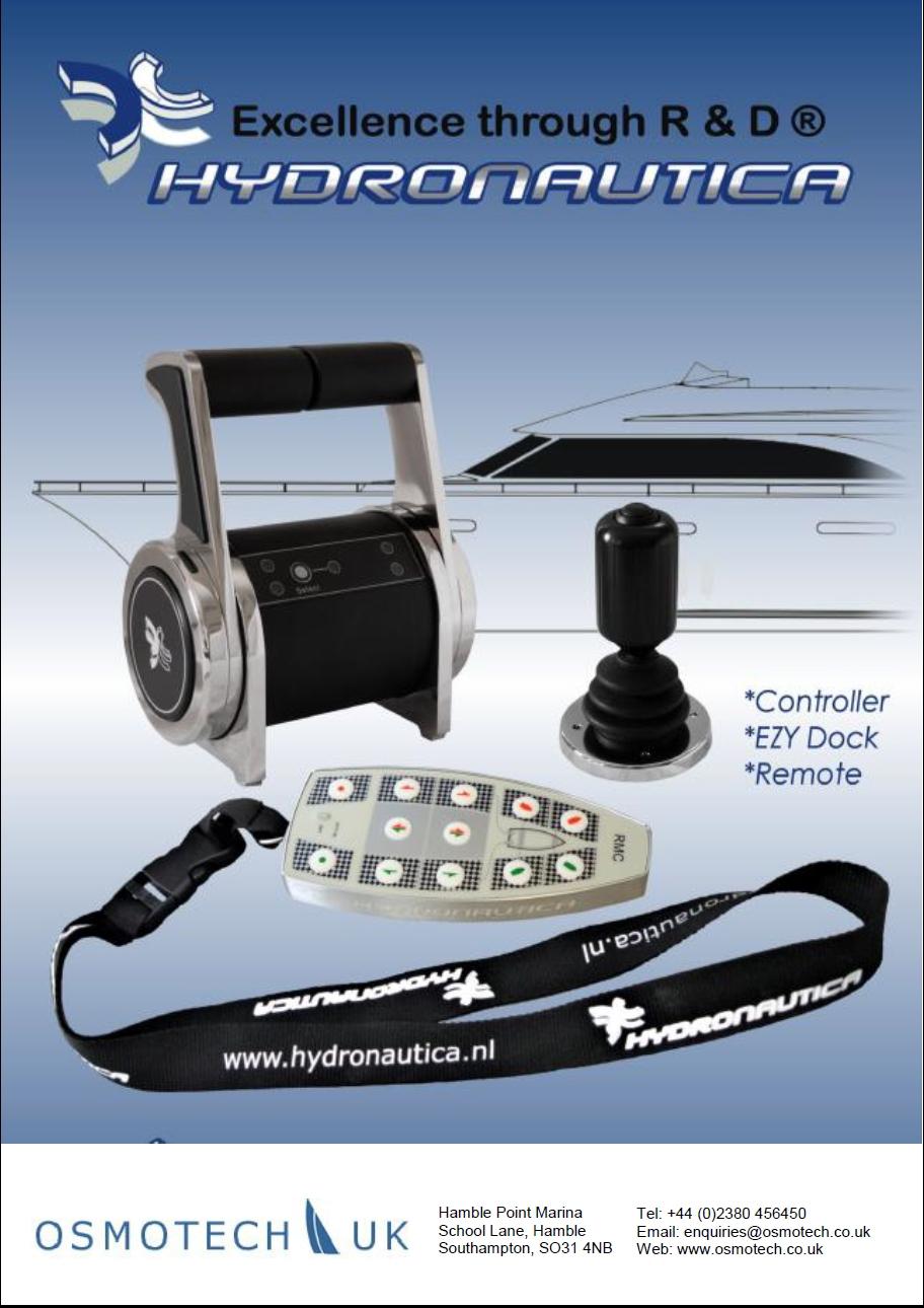 HYDRONAUTICA   Remote Motor Controls