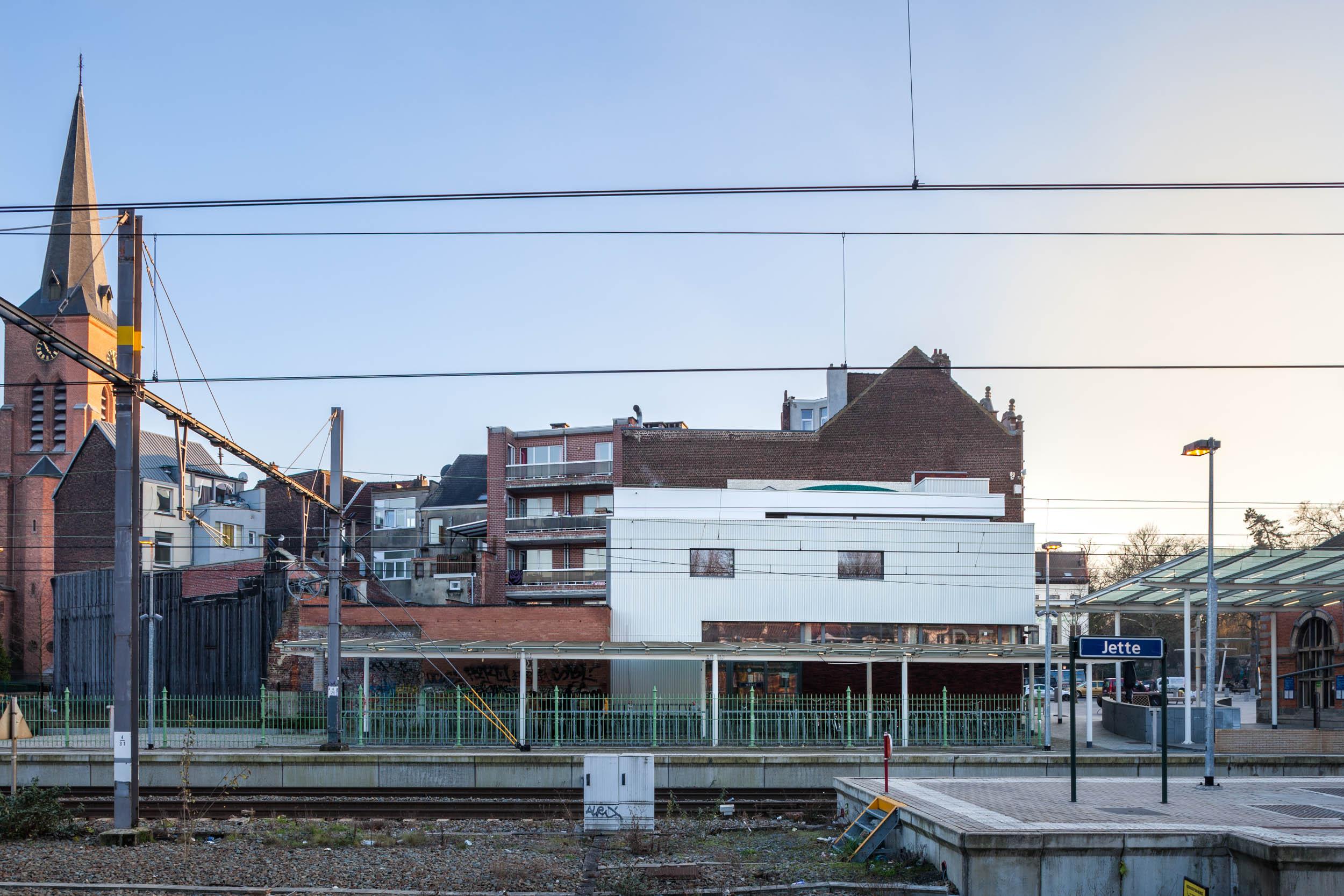 De Branding by OSK-AR architecten