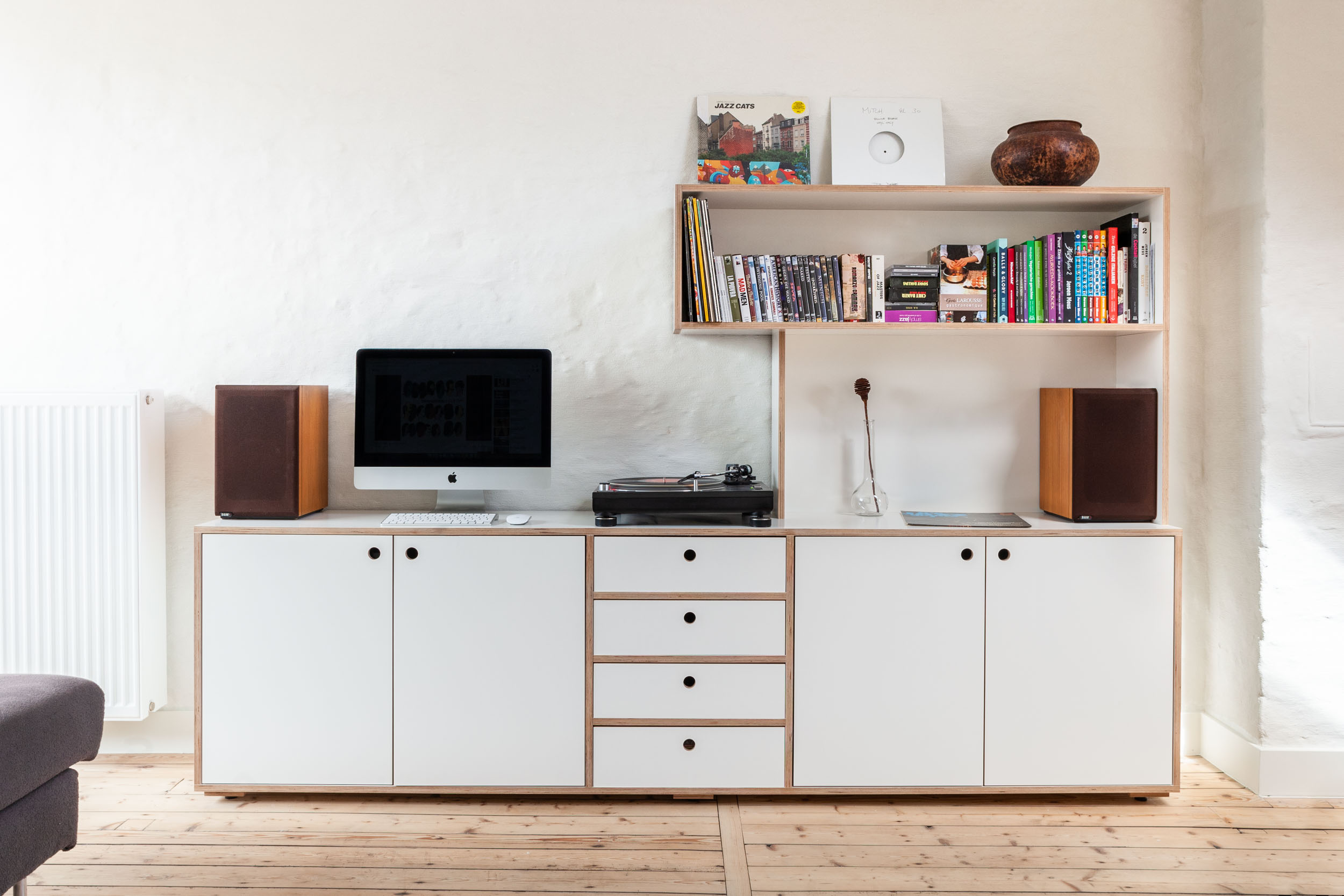 dresser by bau'm and dinghes