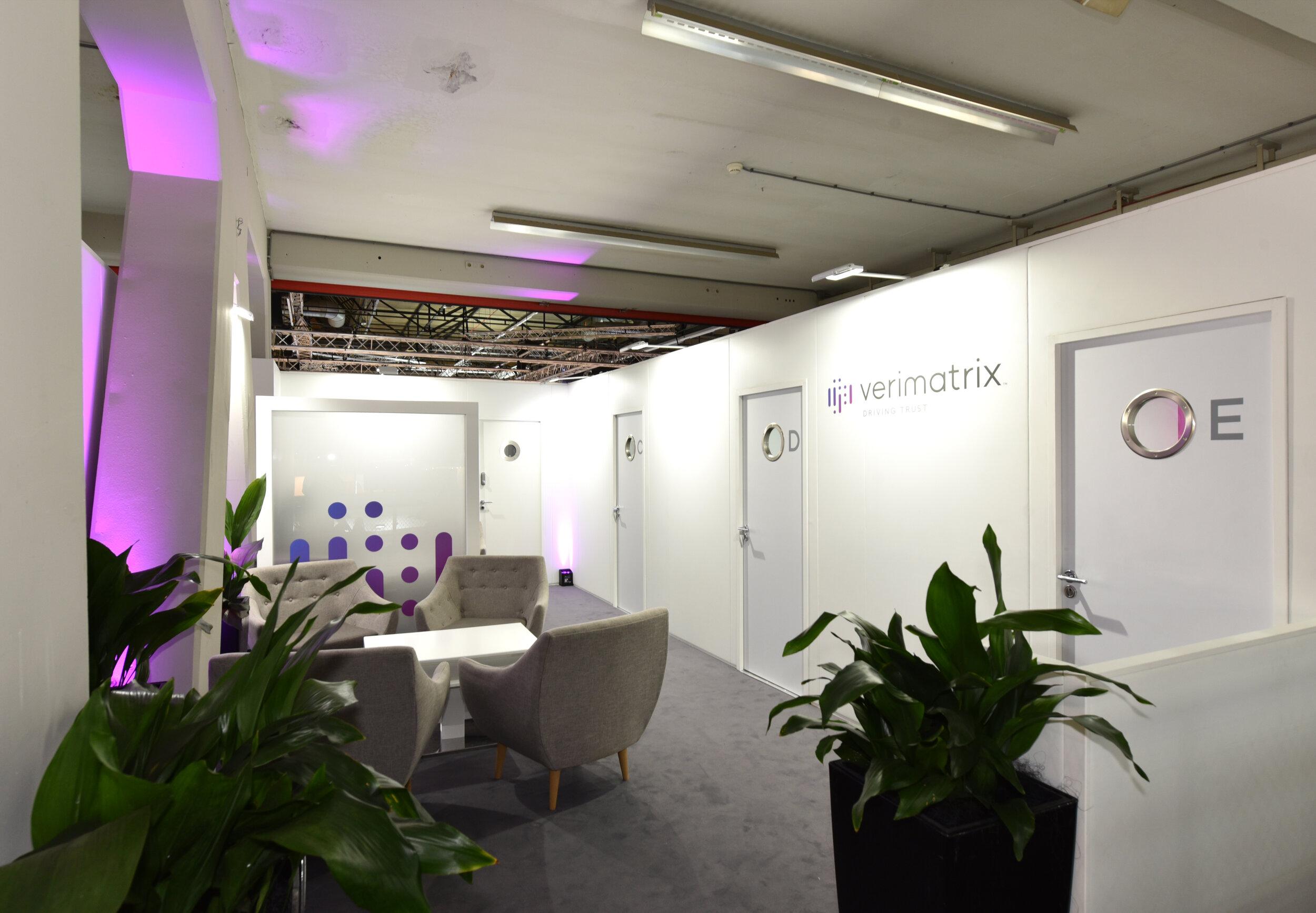 Verimatrix Meeting Suite. IBC, Amsterdam.