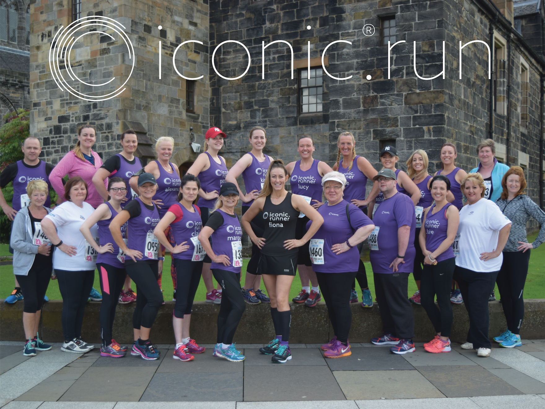iconic.  Fitness  Gym  Paisley
