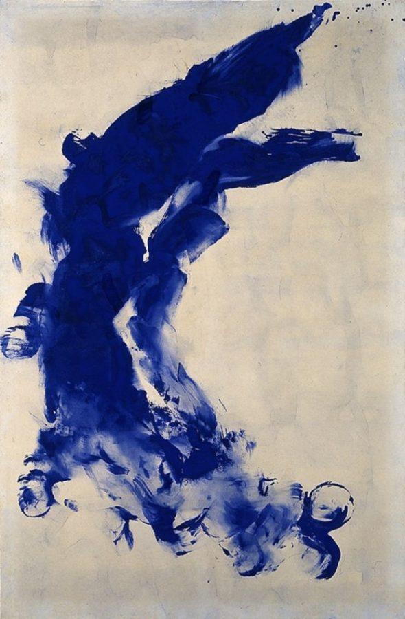 """Anthropometry: Princess Helena""   1960, Museum of Modern Art, New York City"
