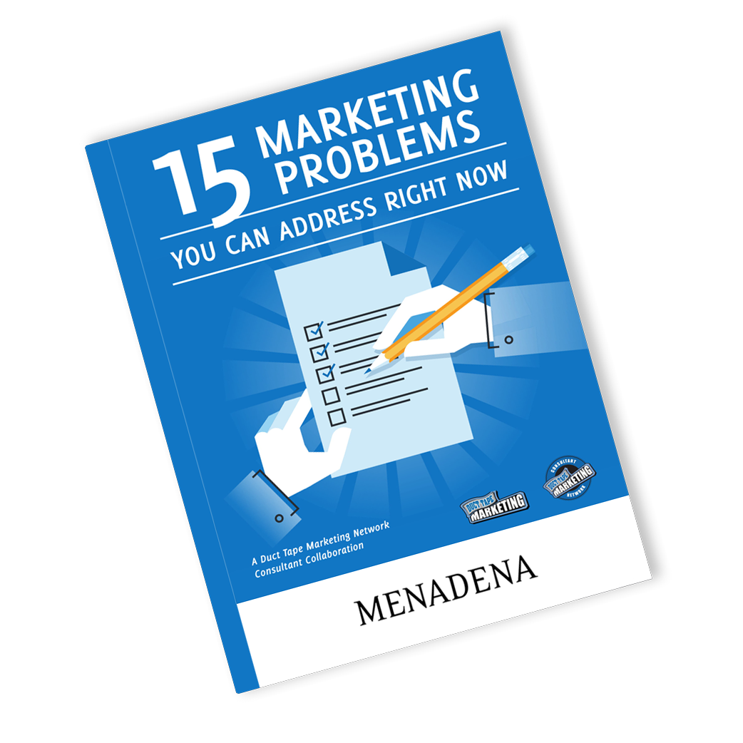 15 Marketing Problems You Can Address Now