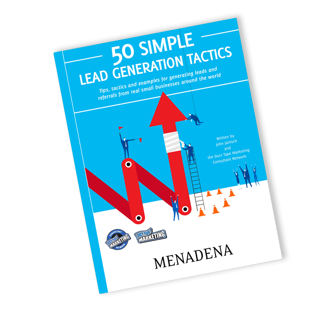 50 Lead Generation Tactics Free Ebook