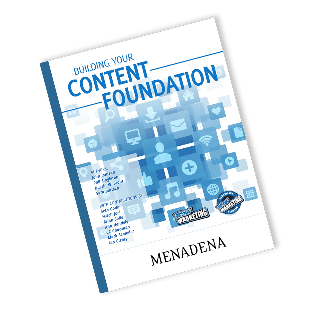 Building Your Content Foundation Free Ebook