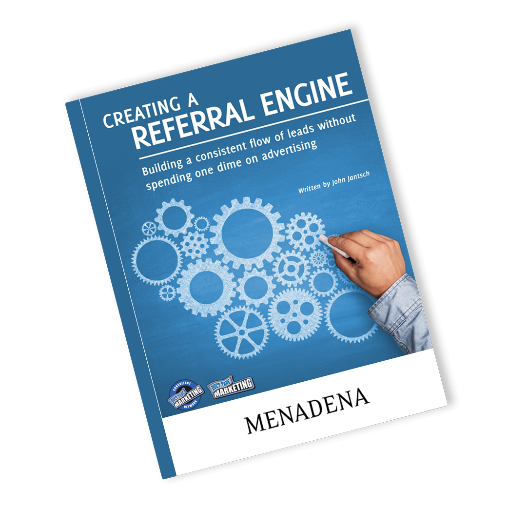 Creating A Referral Engine Free Ebook
