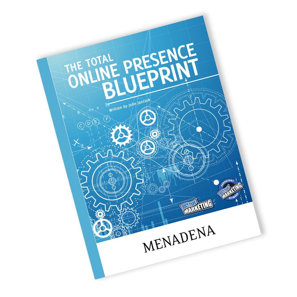Total Online Presence Blueprint Free Ebook