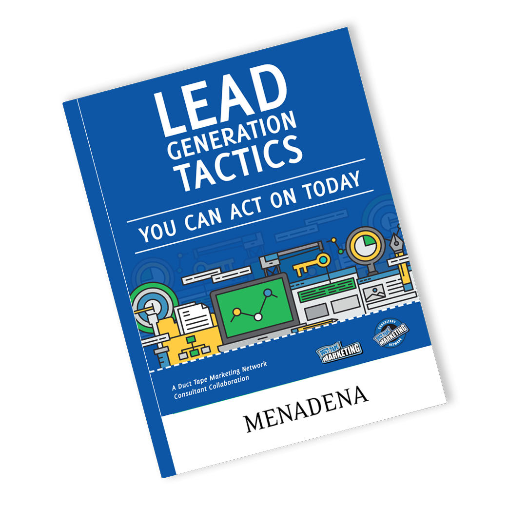Lead Generation Tactics You Can Act On Today Free Ebook