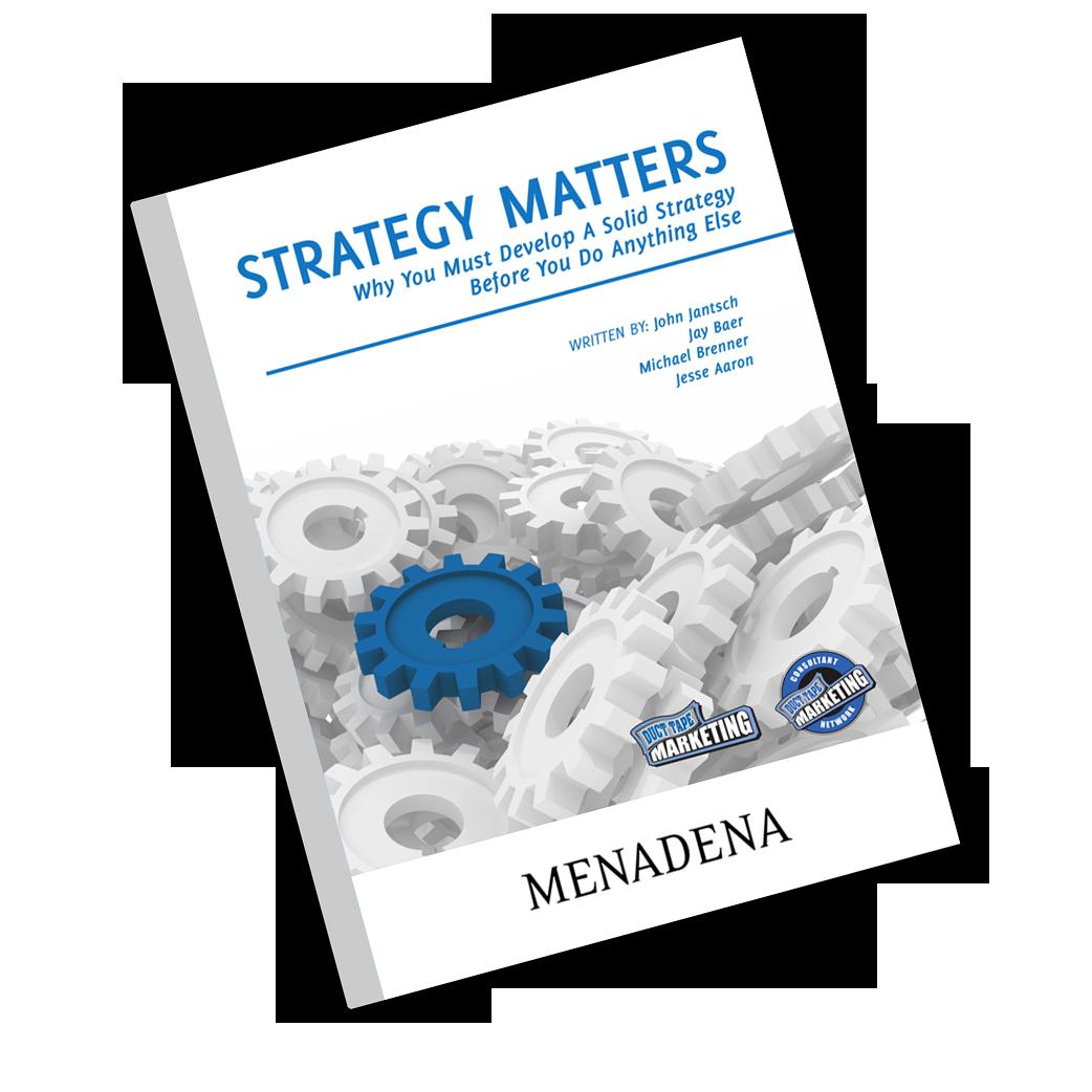 Strategy Matters Free Ebook
