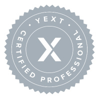 Yext Certified Partner Badge