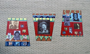 From Contemplation to Pride, Reavis Elementary School Mosaic