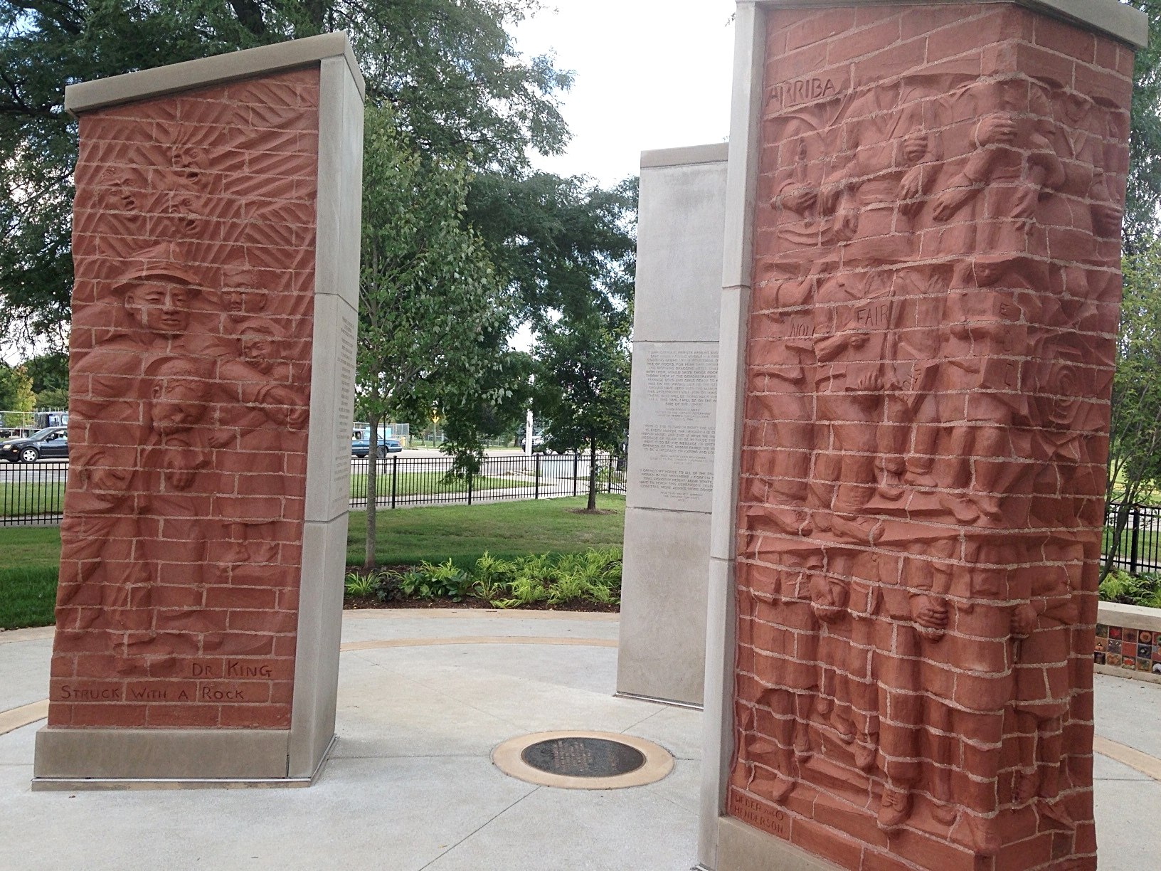 Martin Luther King Jr. Living Memorial