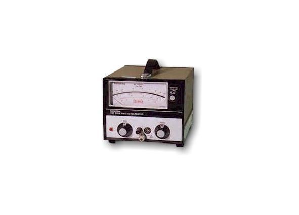 323 Wideband True RMS AC Voltmeter