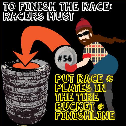 HUgh jass Bucket Races