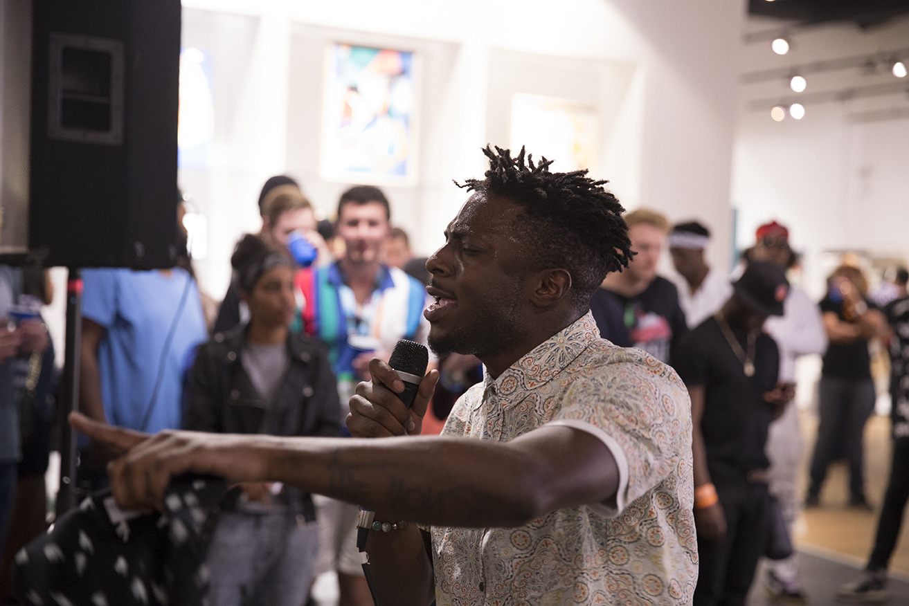 Isaiah Rashad  SXSW Photo by   Beau Burgess