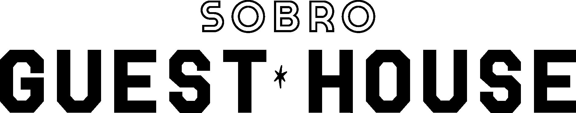 Sobro Guest House Logo Black no nashville.png