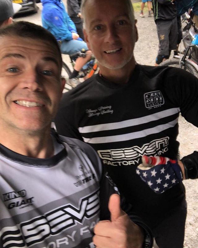 Look at these two lovely Taggisar ambassadors 😍 @6sevenfactoryracing and @nel.mtb  #taggisar #teamtaggisar #ambassadors #ambassador #6sevenracing #6seven #6sevenclothing #enduro #mtb #mtblife #canigetaselfie