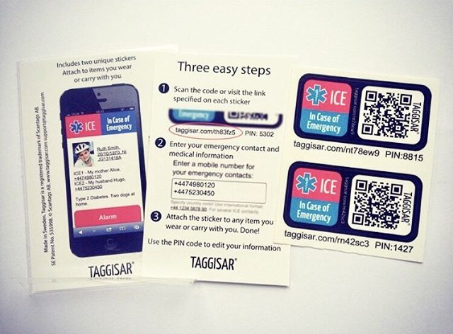 Taggisar; simple, cost-effective, life saving 👍  Have you got yours yet?  Taggisar.co.uk
