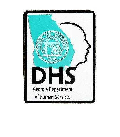 Lutheran Services of Georgia Georgia Department of Human Services Seal