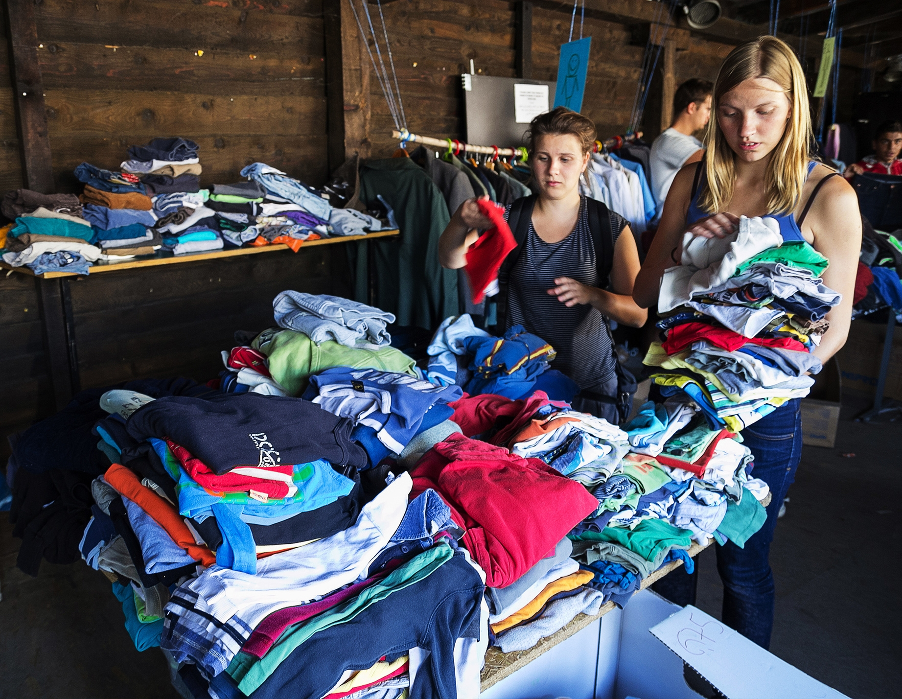 Lutheran Services of Georgia - Clothes Drive