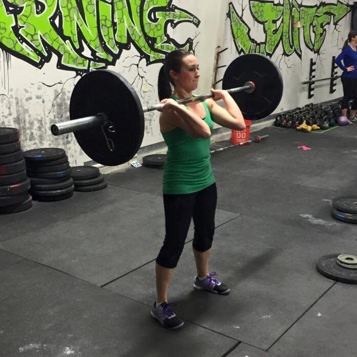 Maglia shared her story, tell us about your CrossFIt journey!