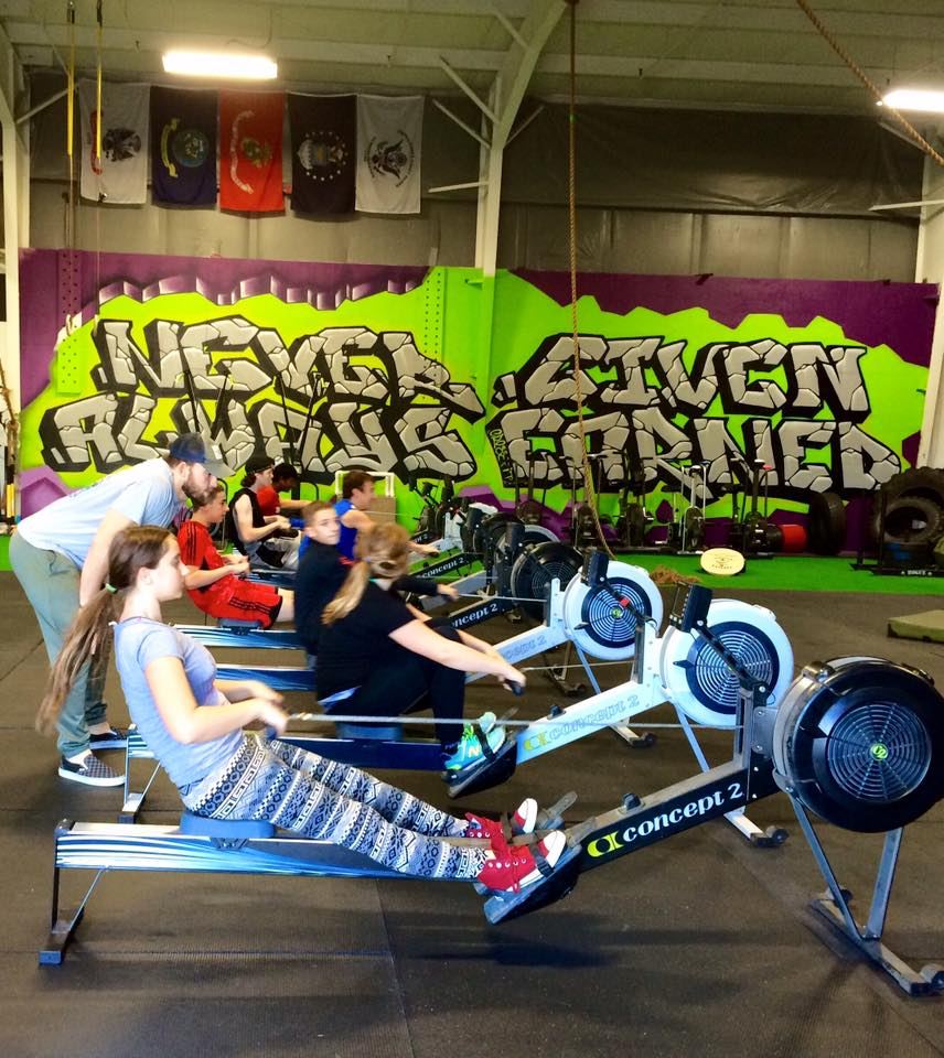 Earned Teens class is up and running! Message us for more info!
