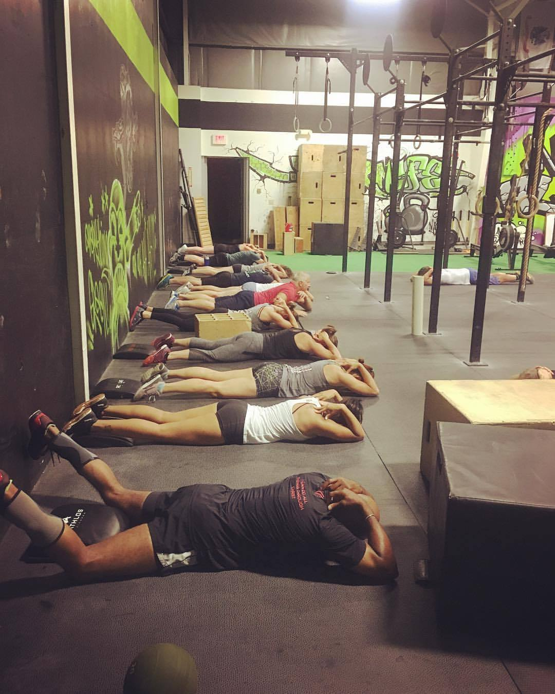 Never underestimate the power of front rack mobility and a nap at 5:30am