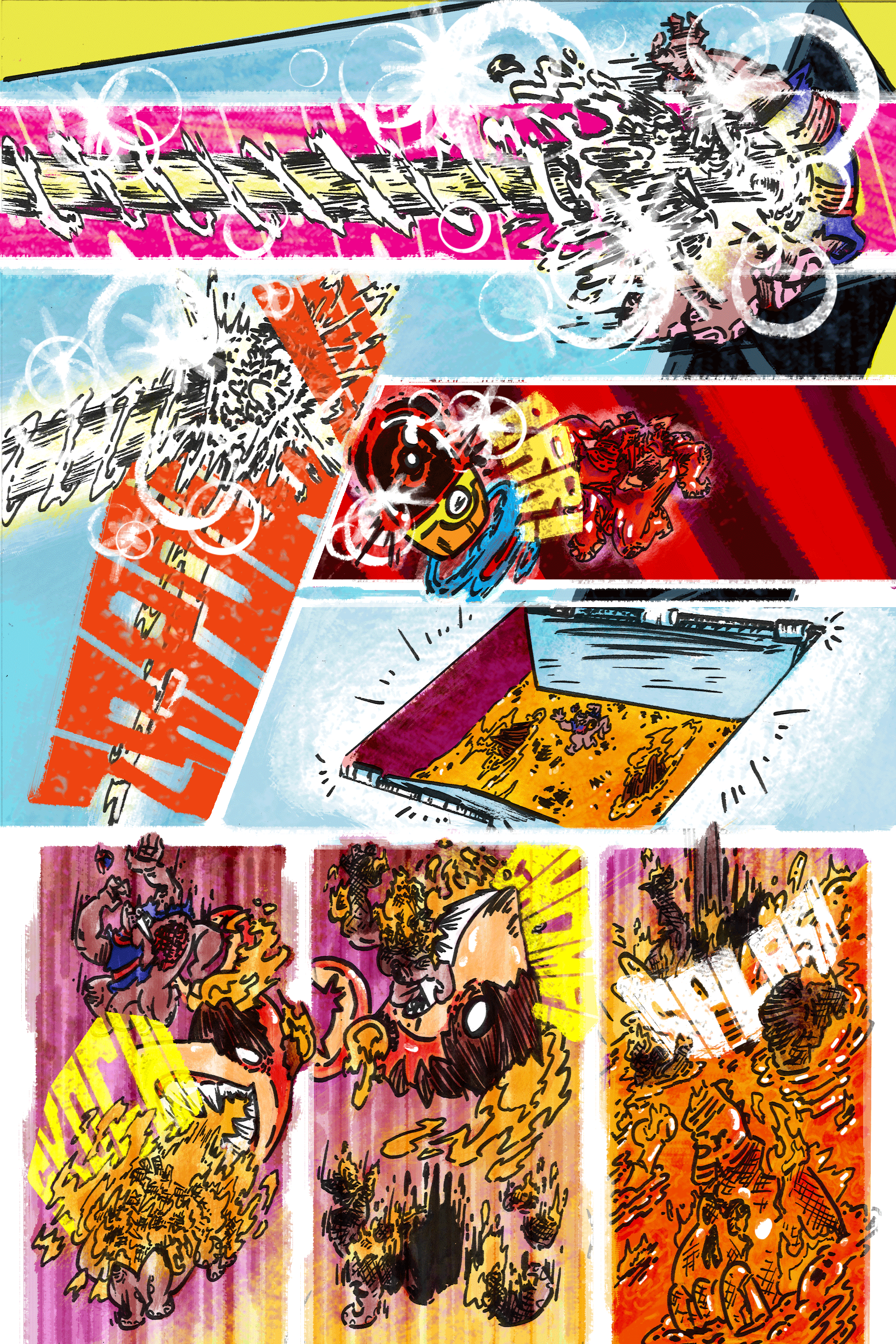 HAMLET-MANIA, ISSUE 01: PAGE 4