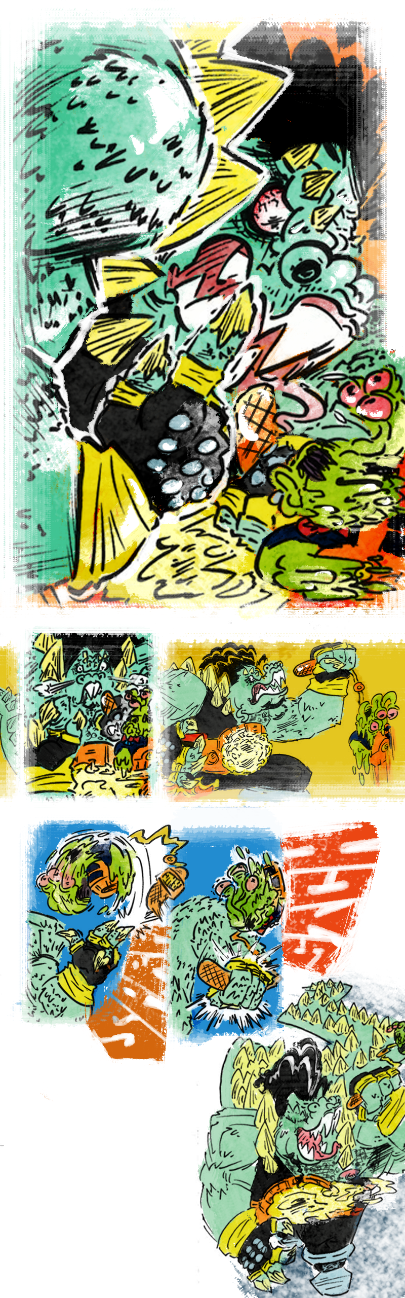 HAMLET-MANIA, ISSUE 3: PAGE 3