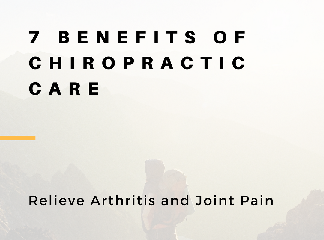 Arthritis and Joint Pain