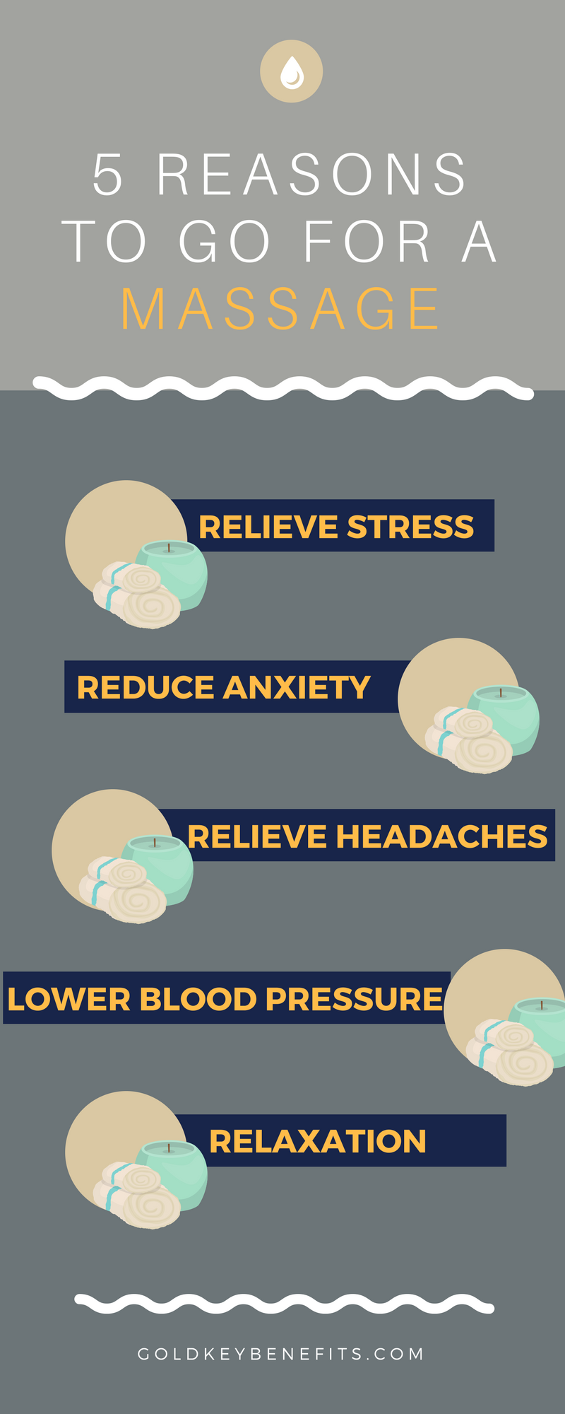 5 reasons to go for a massage