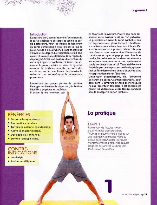 Hors-Série Esprit Yoga - 2015