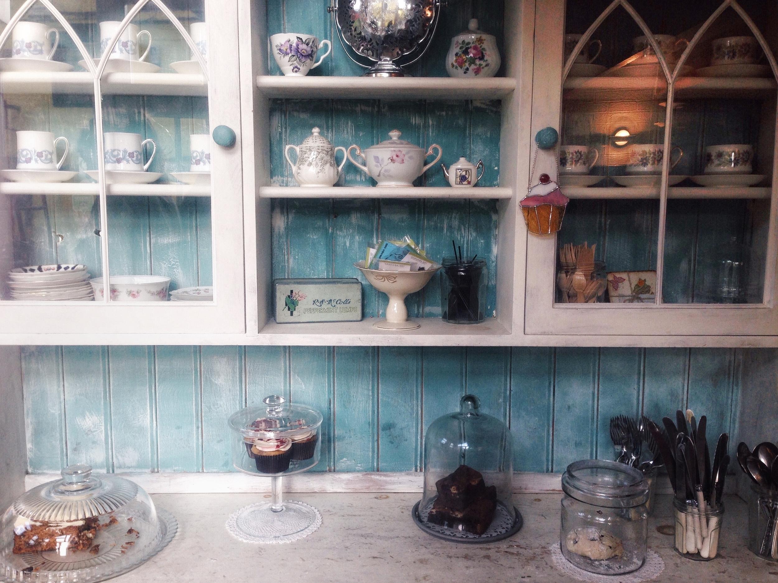 Hidden Lane Tearoom