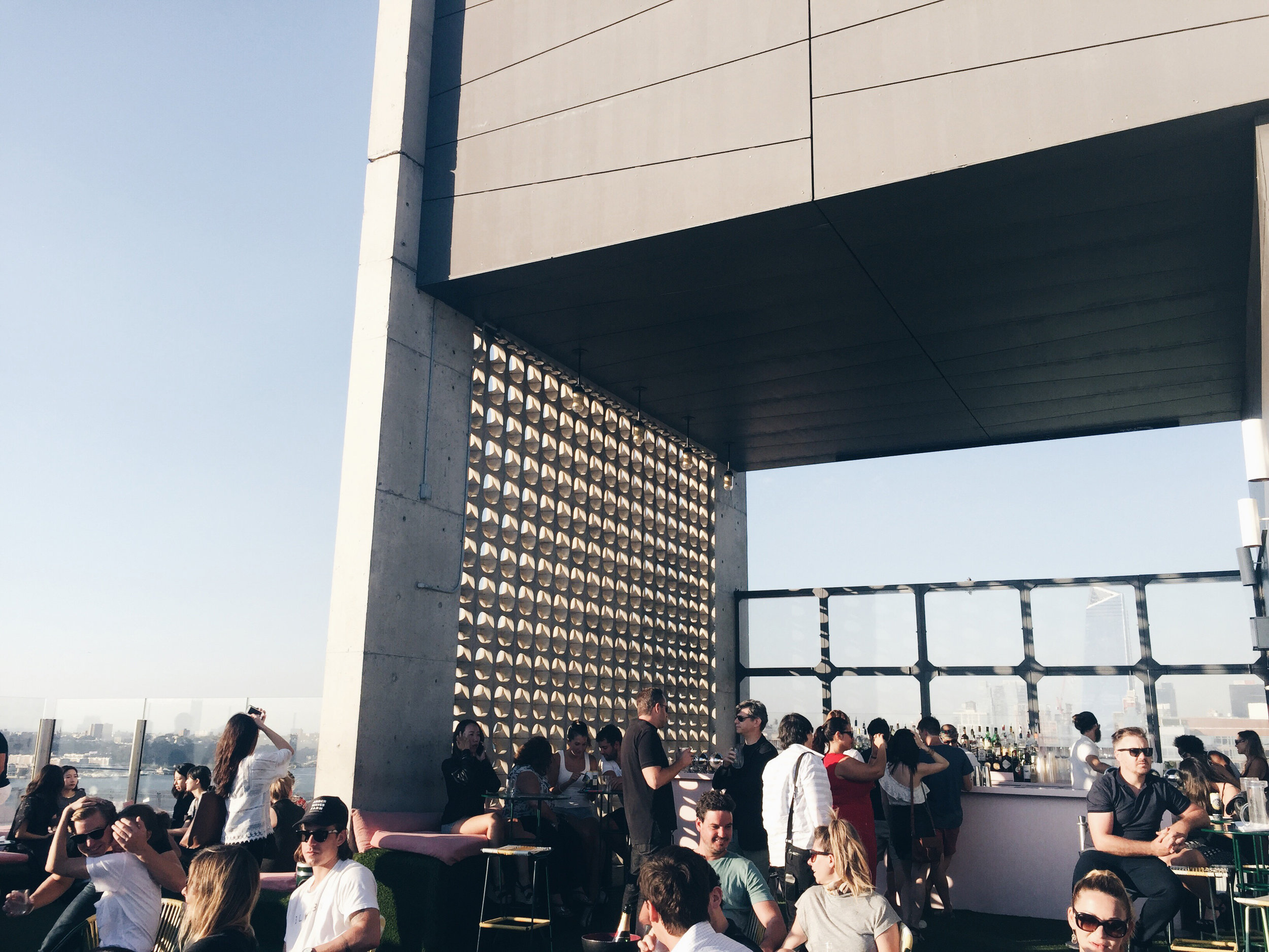 Top of the Standard