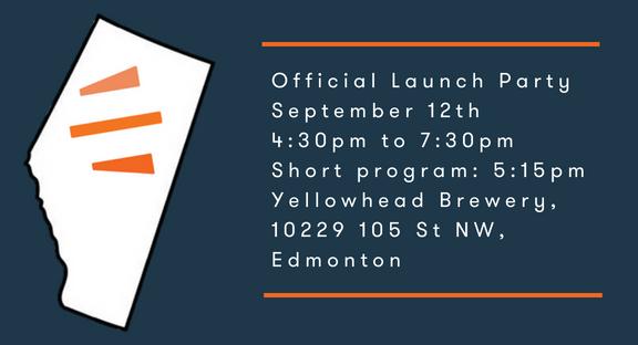 Edmonton Launch Party