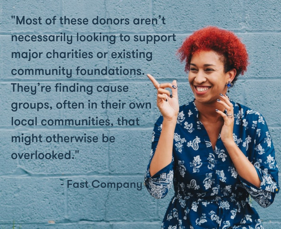 Source:  Women Are Fueling The Growth Of Collective Philanthropy Giving Circles