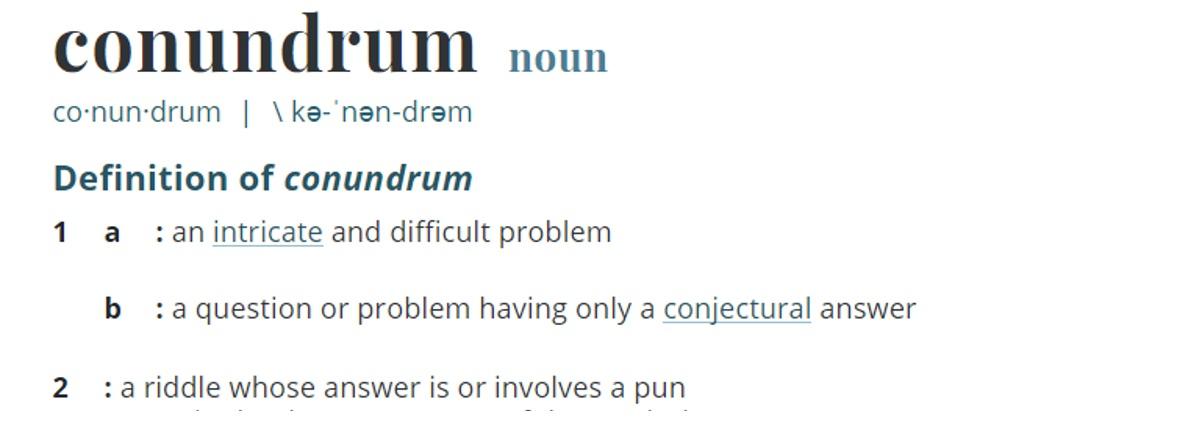 Merriam Webster, 2019