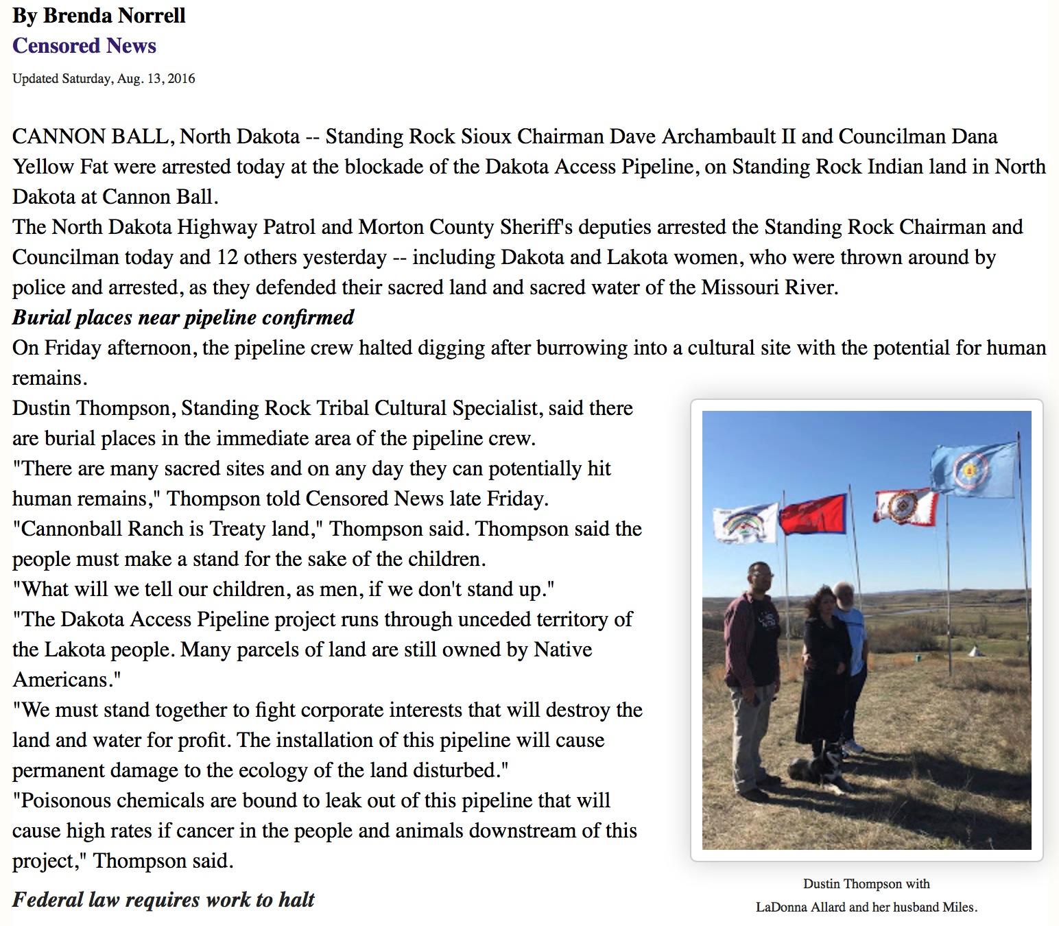 CENSORED_NEWS__Standing_Rock_Chairman_Arrested_at_Dakota_Access_Pipeline_Blockade.jpg
