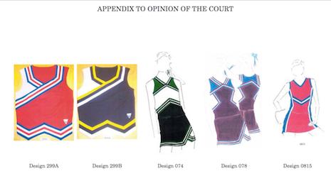 Star Athletica case designs
