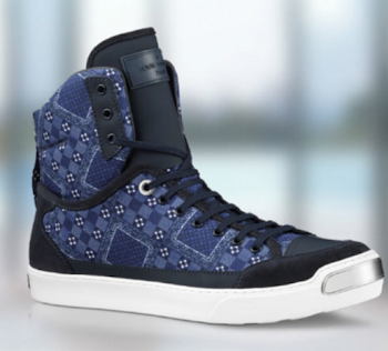 "Louis Vuitton ""On the Road"" sneaker"