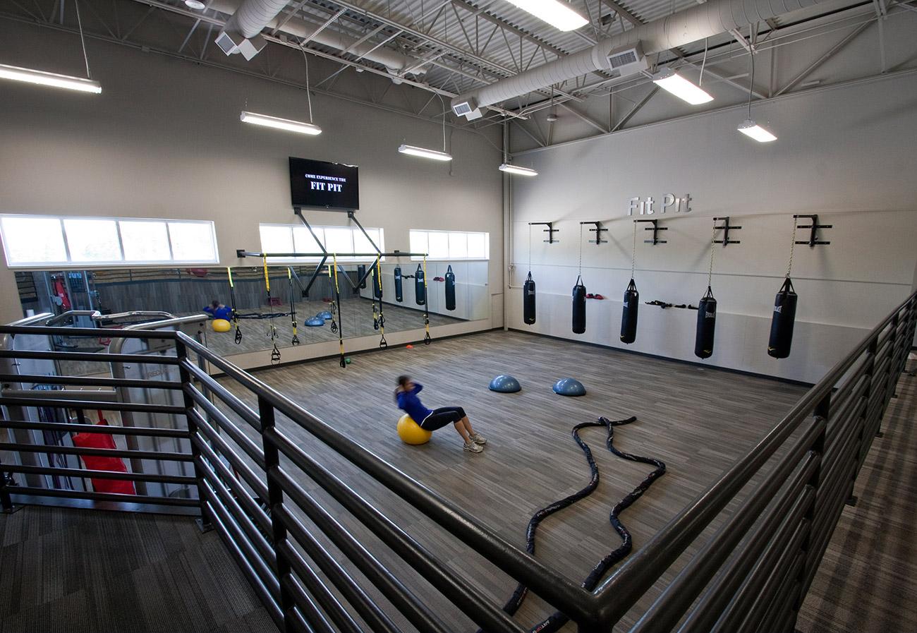Tru Fit Athletic Club | Lincoln, NE   View Gallery »